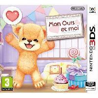 Jeu 3ds Mon ours et moi Jeu 3DS - Nintendo