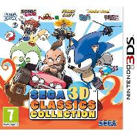 Jeu 3ds Sega 3D Classics Collection Jeu 3DS - Just For Games