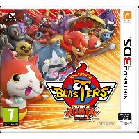 Jeu 3ds Yo-Kai Watch Blasters : Peloton du chat rouge Jeu 3DS - Nintendo