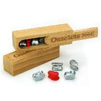 Jeu D'adresse Coffret en bois - Osselets