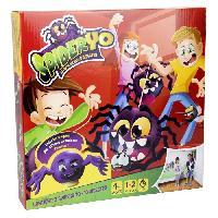 Jeu D'adresse DARPEJE Spider Yoyo pour enfant