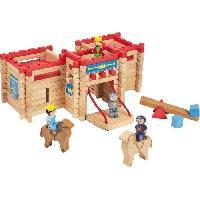 Jeu D'adresse JEUJURA Le château fort - 155 pieces