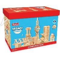 Jeu D'adresse JEUJURA Tecap ? Classic - 500 planchettes en bois