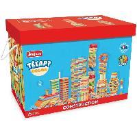 Jeu D'adresse JEUJURA Tecap ? Color - 500 planchettes en bois de couleur