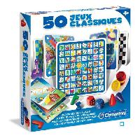 Jeu D'apprentissage 50 jeux classiques