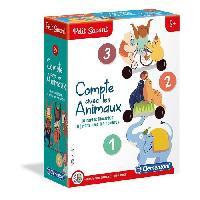 Jeu D'apprentissage CLEMENTONI Petit Savant - Compte avec les animaux - 3 ans et +