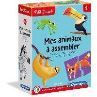 Jeu D'apprentissage CLEMENTONI Petit Savant - Mes animaux a assembler - 2 ans et +