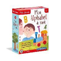 Jeu D'apprentissage CLEMENTONI Petit Savant - Mon alphabet a moi - 3 ans et +