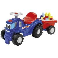 Jeu D'assemblage - De Construction - Manipulation Tracteur Remorque Maxi Abrick