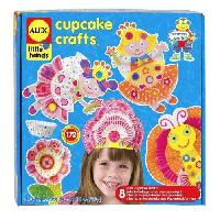 Jeu De Coloriage - Dessin - Pochoir Activites caissette de cupcake - A partir de 3 ans