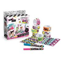 Jeu De Coloriage - Dessin - Pochoir CANAL TOYS - ONLY 4 GIRLS - Recharge Tape Machine