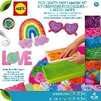 Jeu De Coloriage - Dessin - Pochoir Kit de l'art du papier - A partir de 7 ans