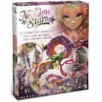 Jeu De Coloriage - Dessin - Pochoir NEBULOUS STARS - Enchanted Fashion - Educa
