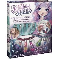 Jeu De Coloriage - Dessin - Pochoir NEBULOUS STARS - Gardiens De Souhaits