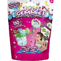 Jeu De Creation De Bijoux ASMOKIDS- SET 2 CReATIONS THeME FLEURS- GEMMIES
