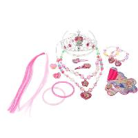 Jeu De Creation De Bijoux BARBIE DREAMTOPIA Bracelets et charms - 15 pieces