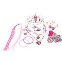 Jeu De Creation De Bijoux BARBIE DREAMTOPIA Bracelets et charms - 15 pieces - Aucune