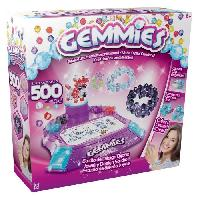 Jeu De Creation De Bijoux Gemmies - Studio Design Gemmies + Set 400 pieces 5 creations