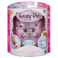 Jeu De Creation De Bijoux TWISTY PETZ - Pack de 1 Twisty Petz - Modele aléatoire - Aucune