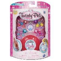 Jeu De Creation De Bijoux TWISTY PETZ - Pack de 4 Babies Twisty Petz - Modele aleatoire