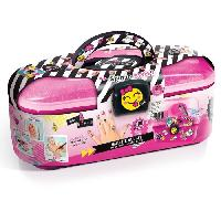Jeu De Creation Maquillage CANAL TOYS - ONLY 4 GIRLS - Mallette Nail Art