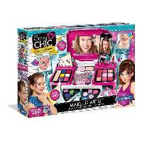 Jeu De Creation Maquillage CLEMENTONI Crazy Chic - Maquillage artistique - Maquillage enfant