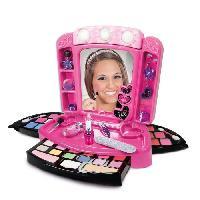 Jeu De Creation Maquillage CLEMENTONI Miroir de maquillage