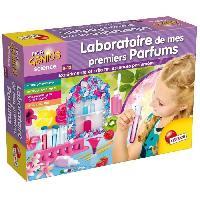 Jeu De Creation Parfum LISCIANI GIOCHI Le laboratoire de parfums