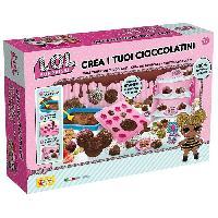 Jeu De Cuisine Creative - Jeu Culinaire LOL SURPRISE Cree tes chocolats