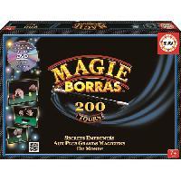 Jeu De Magie - Kit Magie EDUCA Magie Borras 200 Tours
