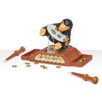Jeu De Magie - Kit Magie JAKKS PACIFIC 2 baguettes. 1 roue. 1 base Niffler et 60 pieces pierres avec le jeu