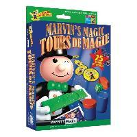 Jeu De Magie - Kit Magie MARVIN'S MAGIC Marvins Magic - 25 Tours De Magie 2 - Generique