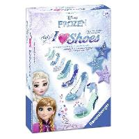 Jeu De Mode - Couture - Stylisme LA REINE DES NEIGES SO STYLY I Love Shoes - Ravensburger
