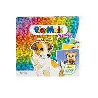 Jeu De Mosaique Mosaic trendy dog