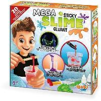 Jeu De Pate A Modeler BUKI Mega kit de slime