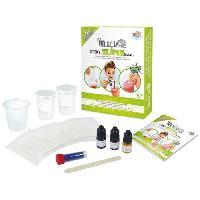 Jeu De Pate A Modeler BUKI Mini laboratoire slime - Buki France