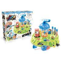Jeu De Pate A Modeler CANAL TOYS - SO SLIME DIY - Slime Factory Creepy - Cree ta SLIME facilement - DIY