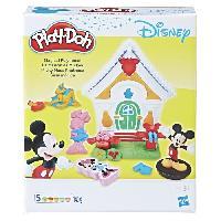 Jeu De Pate A Modeler PLAY-DOH - La Maison Magique - Mickey Mouse