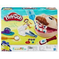 Jeu De Pate A Modeler PLAY-DOH - Le Dentiste - Hasbro