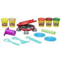 Jeu De Pate A Modeler Play-Doh - Burger Party