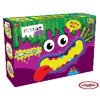 Jeu De Pate Polymere FUNDOO - Monster slime multi pack