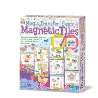 Jeu De Peinture CREA Kit magnets transfert magique - Fees