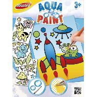 Jeu De Peinture JOUSTRA Aqua Paint