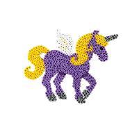 Jeu De Perle A Repasser Baril de 30000 moyennes perles mixtes 6 couleurs