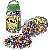 Jeu De Perle A Repasser HAMA Pot de 2300 Maxi perles multicolores