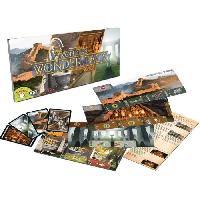 Jeu De Societe - Jeu De Plateau 7 Wonders - Extension Wonder Pack - Asmodee