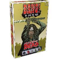 Jeu De Societe - Jeu De Plateau ASMODEE - Bang ! Le jeu de des The Walking Dead - Jeu de Societe