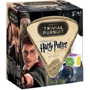 Jeu De Societe - Jeu De Plateau Trivial poursuit Harry Potter 600 questions Des 8 ans - Hasbro