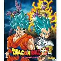 Jeu De Stickers DRAGON BALL SUPER Album pour Stickers a Collectionner