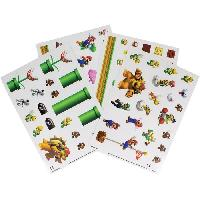 Jeu De Stickers Nintendo - Autocollants Super Mario
